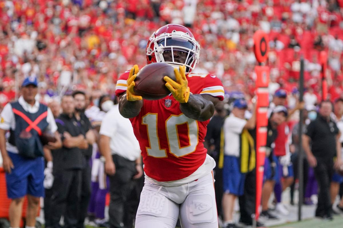 Chiefs (-3.5) at Ravens Betting Preview