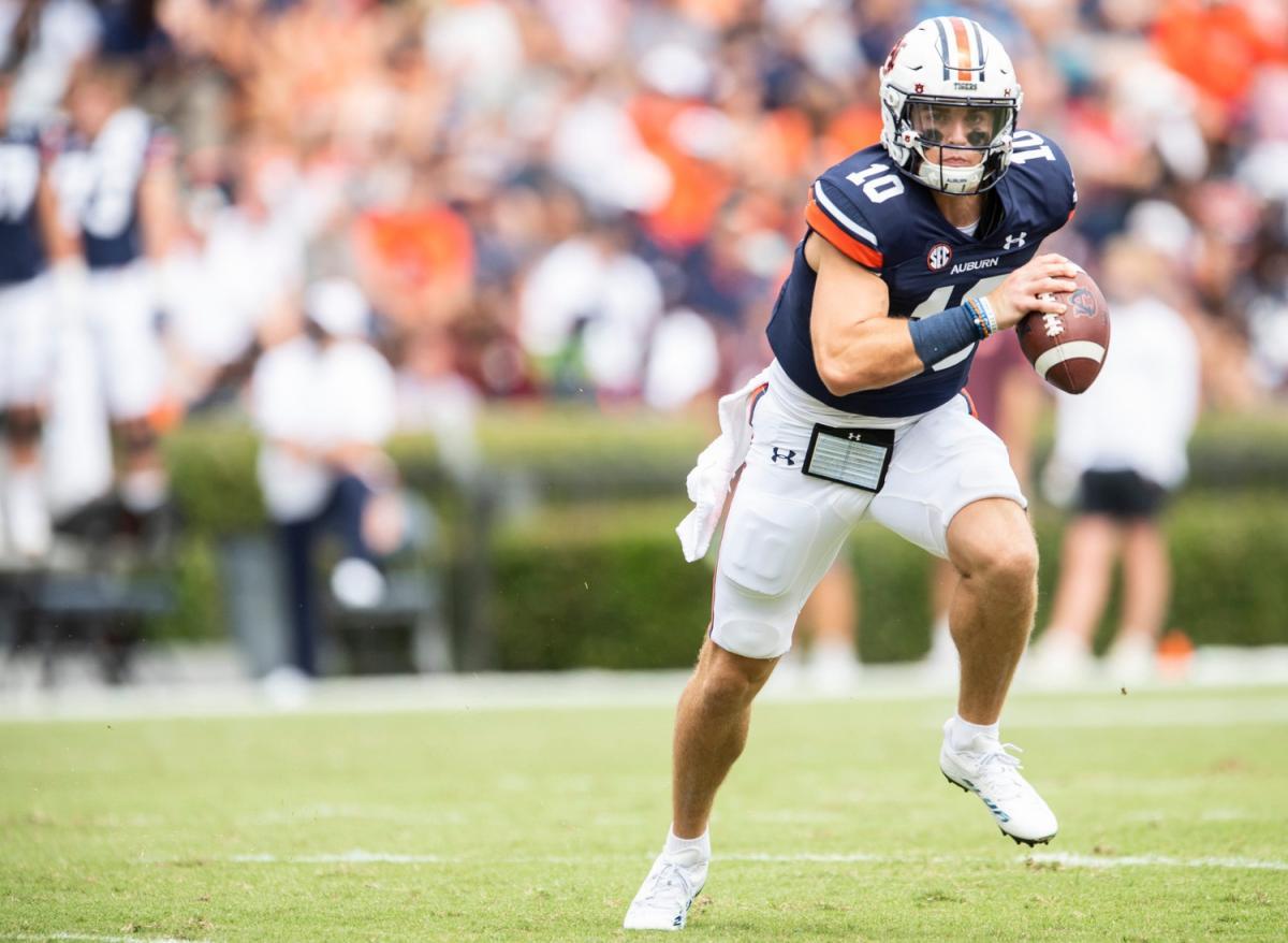 Auburn vs. Penn State (-6) Betting Preview