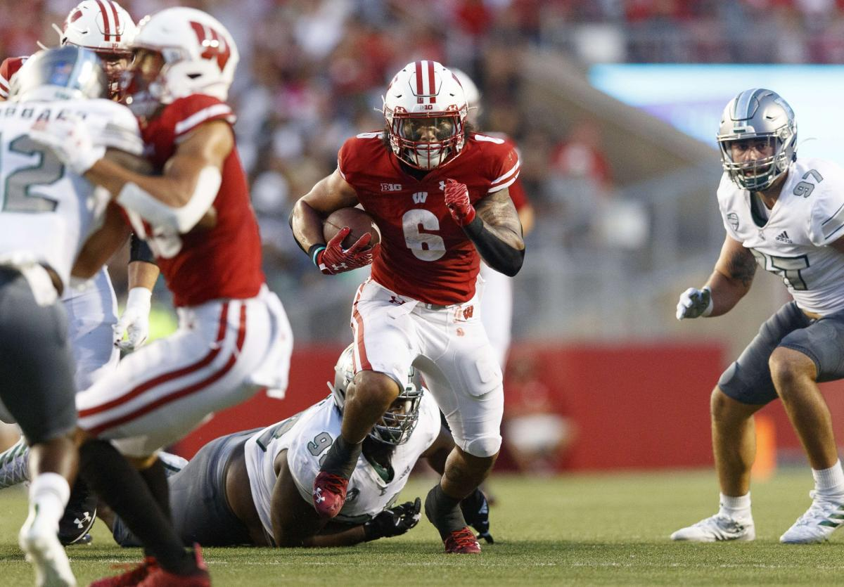 Michigan at Wisconsin Betting Preview