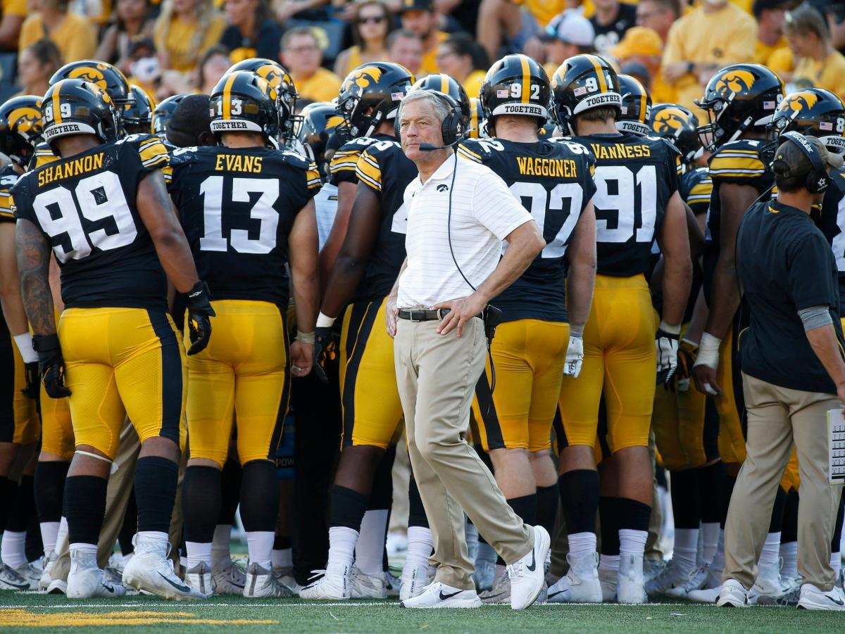 Colorado State at Iowa (-23) Betting Preview