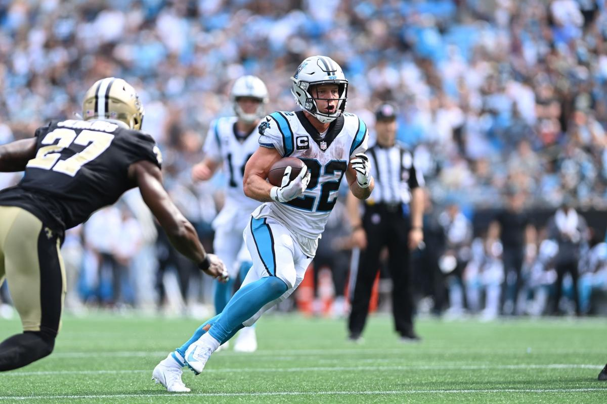 Panthers (-7.5) at Texans Betting Preview