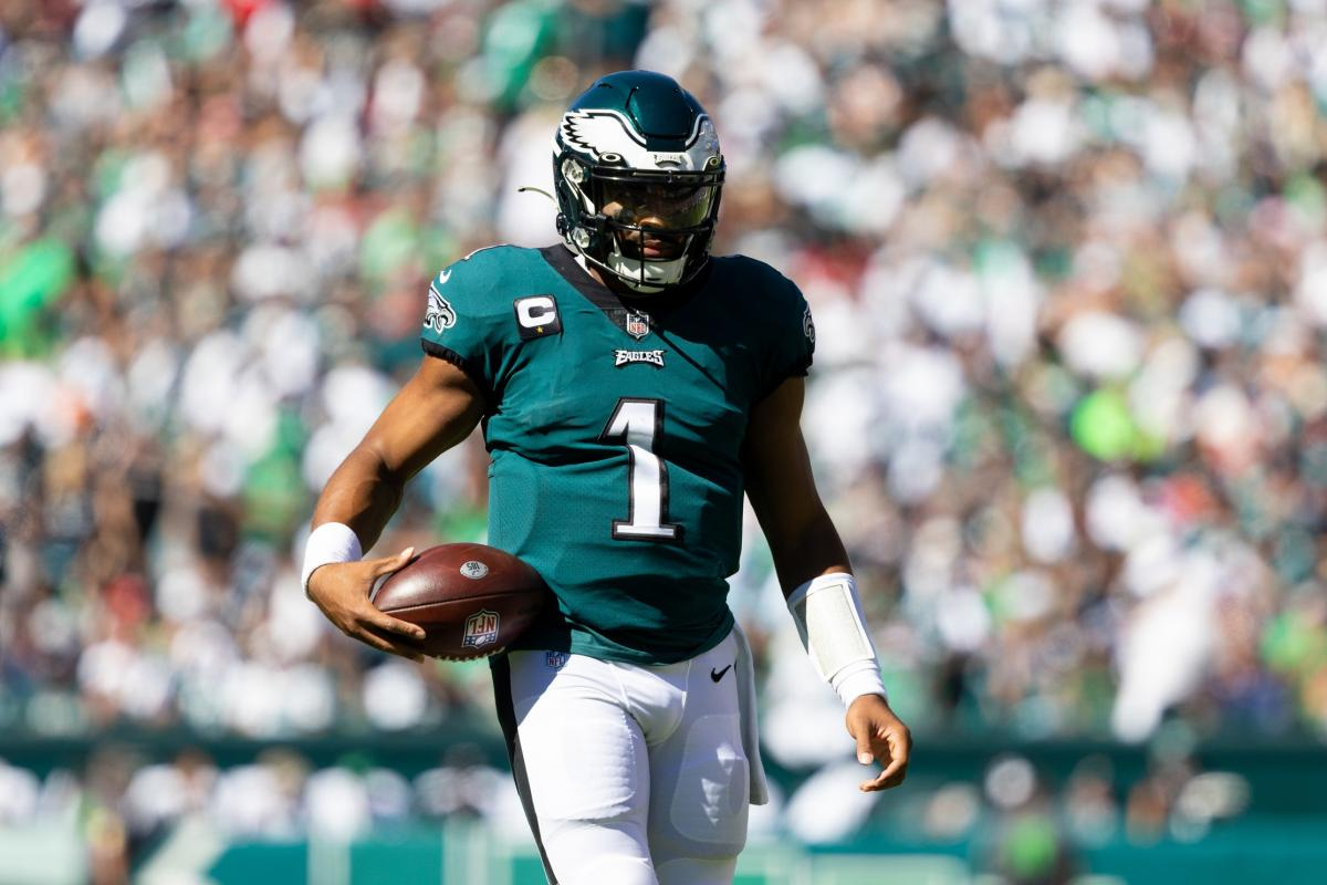 Eagles at Cowboys (-4) Betting Preview