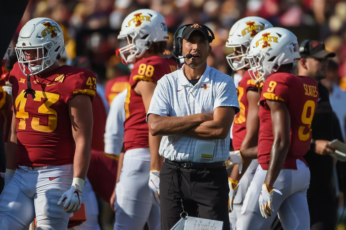 Oklahoma State at Iowa State Betting Preview