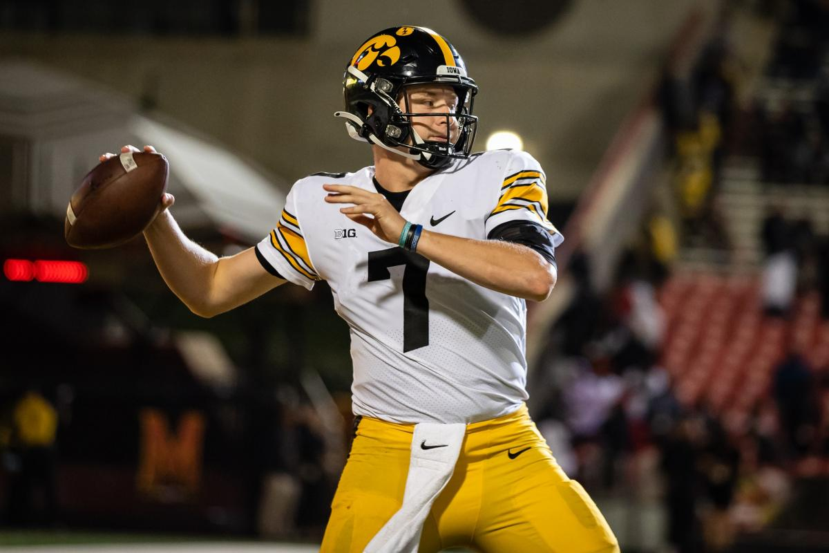 Penn State at Iowa Betting Preview
