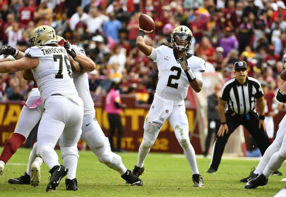 Saints at Seahawks Betting Preview