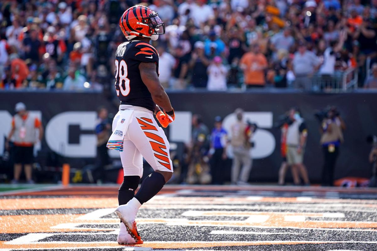 Bengals at Ravens Betting Preview
