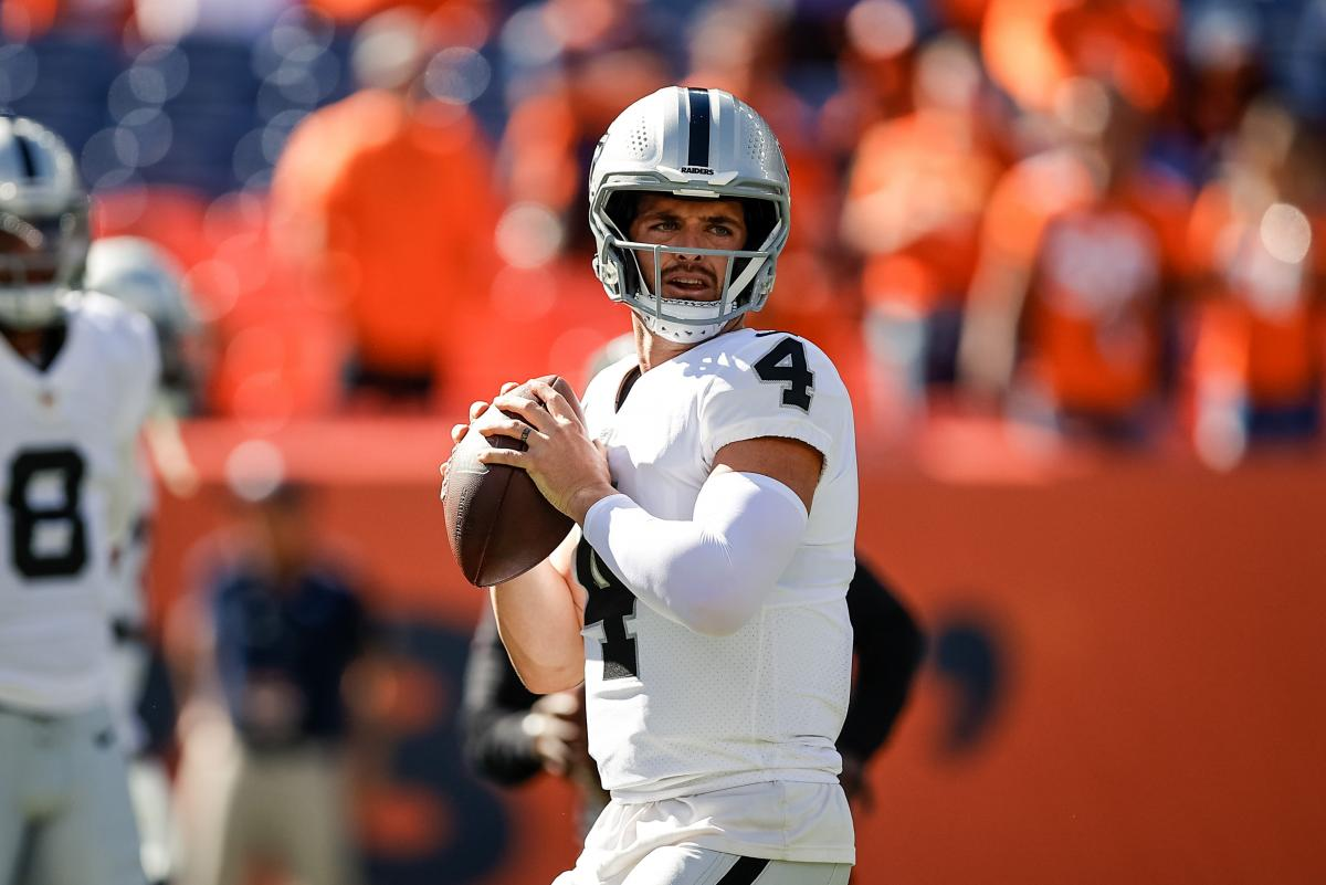 Eagles at Raiders Betting Preview